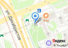 Компания «Рюмочная на ул. Декабристов» на карте