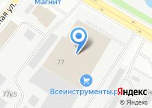 Компания «Альфавтормет» на карте