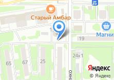 Компания «Колбасы и тефтели от тети Нели» на карте