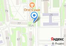 Компания «Продуктовый магазин на Короленко» на карте