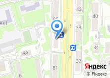 Компания «Траст-2012» на карте