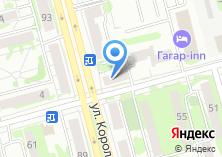 Компания «АвтоЗилЦентр магазин автозапчастей для Ford ГАЗ» на карте