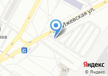 Компания «Шиномонтажная мастерская на Дементьева» на карте