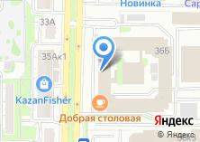 Компания «Ханд» на карте
