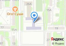Компания «Татарско-русская средняя общеобразовательная школа №34» на карте