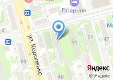 Компания «Дружба-10» на карте