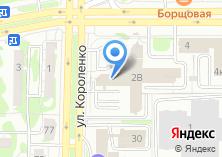 Компания «ЮНИОН ЛОГИСТИК СЕРВИС» на карте