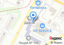 Компания «Айлант» на карте