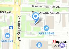 Компания «Моя газета» на карте