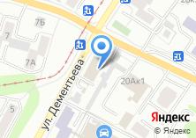 Компания «Газизов и партнеры» на карте