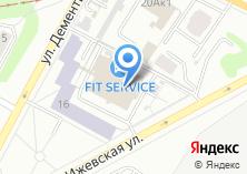 Компания «СТО машин» на карте