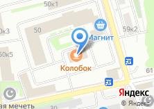 Компания «Едоша Казань» на карте