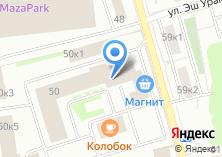 Компания «АВТО-ТРЭК+» на карте