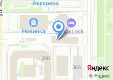Компания «Бай арыкан» на карте
