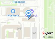 Компания «Агентство независимых экспертов» на карте