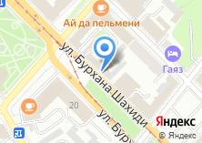 Компания «Сквозняк» на карте