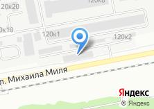 Компания «Линга» на карте
