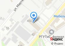 Компания «Гостест-Казань» на карте