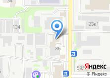 Компания «Пицца от Черепашек» на карте