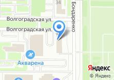 Компания «Мандаринки» на карте