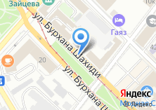 Компания «Кровельщики и плотники» на карте