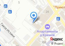 Компания «Грин-Тур» на карте