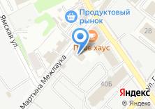 Компания «Российский текстиль» на карте