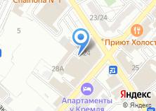 Компания «MASTER» на карте