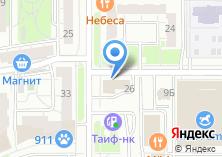 Компания «Продуктовый магазин на Чистопольской» на карте