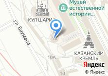 Компания «Пожарная часть №68 Вахитовского района» на карте