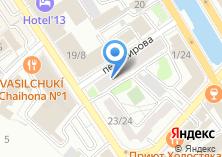 Компания «Ювелир Шик» на карте