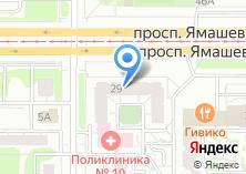 Компания «РГД-групп» на карте