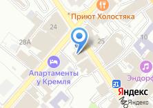 Компания «Барт» на карте