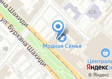 Компания «Главзвук. Казань» на карте