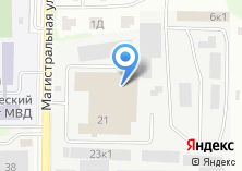 Компания «Униторг-Металл» на карте