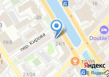 Компания «КН Тур Казань» на карте