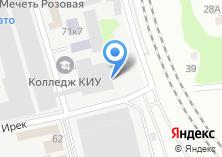Компания «АСТ-Партнер» на карте