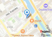Компания «Казанская городская коллегия адвокатов» на карте