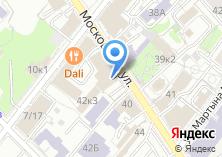Компания «ДокДент» на карте