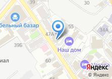 Компания «Top-bar» на карте