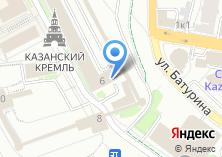 Компания «Общественная палата Республики Татарстан» на карте