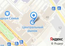 Компания «Td-ivtex» на карте
