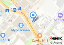 Компания «Такбир» на карте