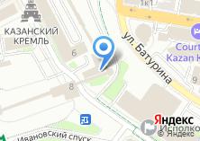 Компания «Управление Президента Республики Татарстан по вопросам антикоррупционной политики» на карте