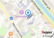 Компания «ЮрКонсалт» на карте