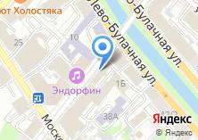 Компания «Маден-Т» на карте