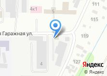 Компания «Булгар-Сервис» на карте