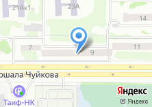 Компания «Юмарк» на карте
