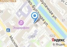 Компания «Окна-Миран» на карте