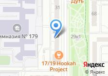 Компания «Виамм» на карте